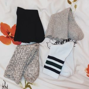 VSCO🌸 Sock Bundle